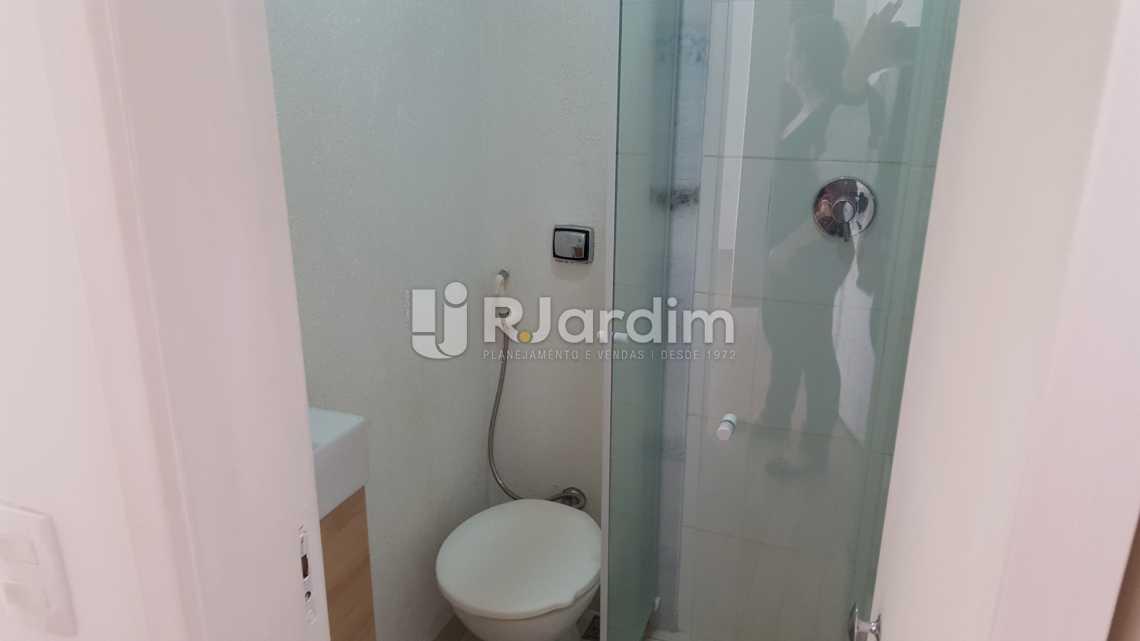 Banheiro suite  - Cobertura Compra Venda Botafogo 3 Quartos - LACO30218 - 12