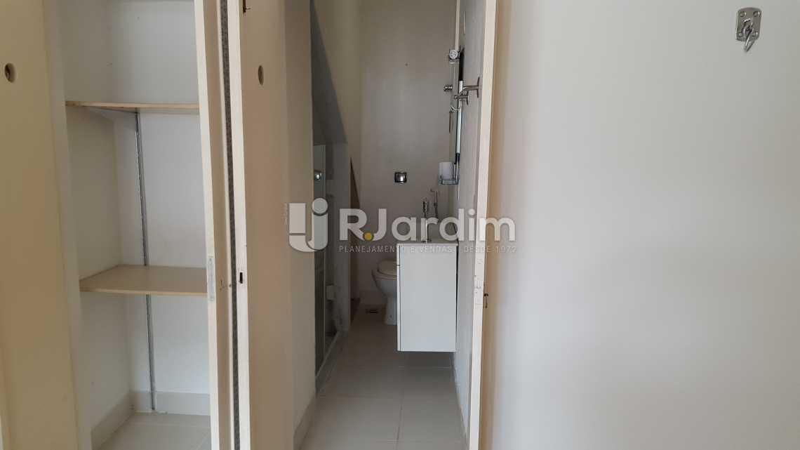 Banheiro suite  - Cobertura Compra Venda Botafogo 3 Quartos - LACO30218 - 14