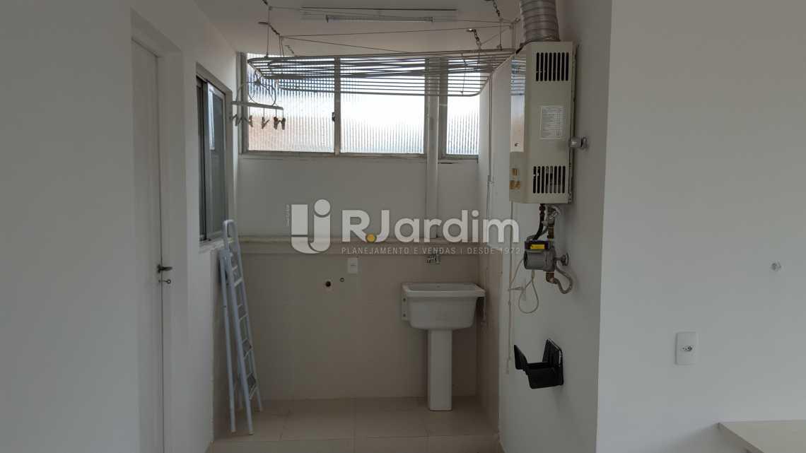 Área serviço terraço - Cobertura Compra Venda Botafogo 3 Quartos - LACO30218 - 20