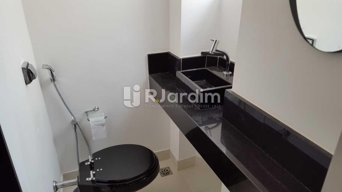Banheiro social  - Cobertura Compra Venda Botafogo 3 Quartos - LACO30218 - 6