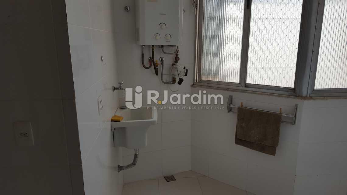 Área serviço - Cobertura Compra Venda Botafogo 3 Quartos - LACO30218 - 27