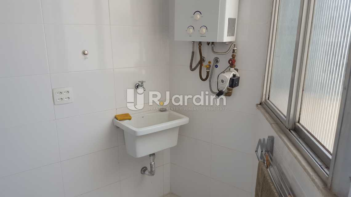 Área serviço  - Cobertura Compra Venda Botafogo 3 Quartos - LACO30218 - 28