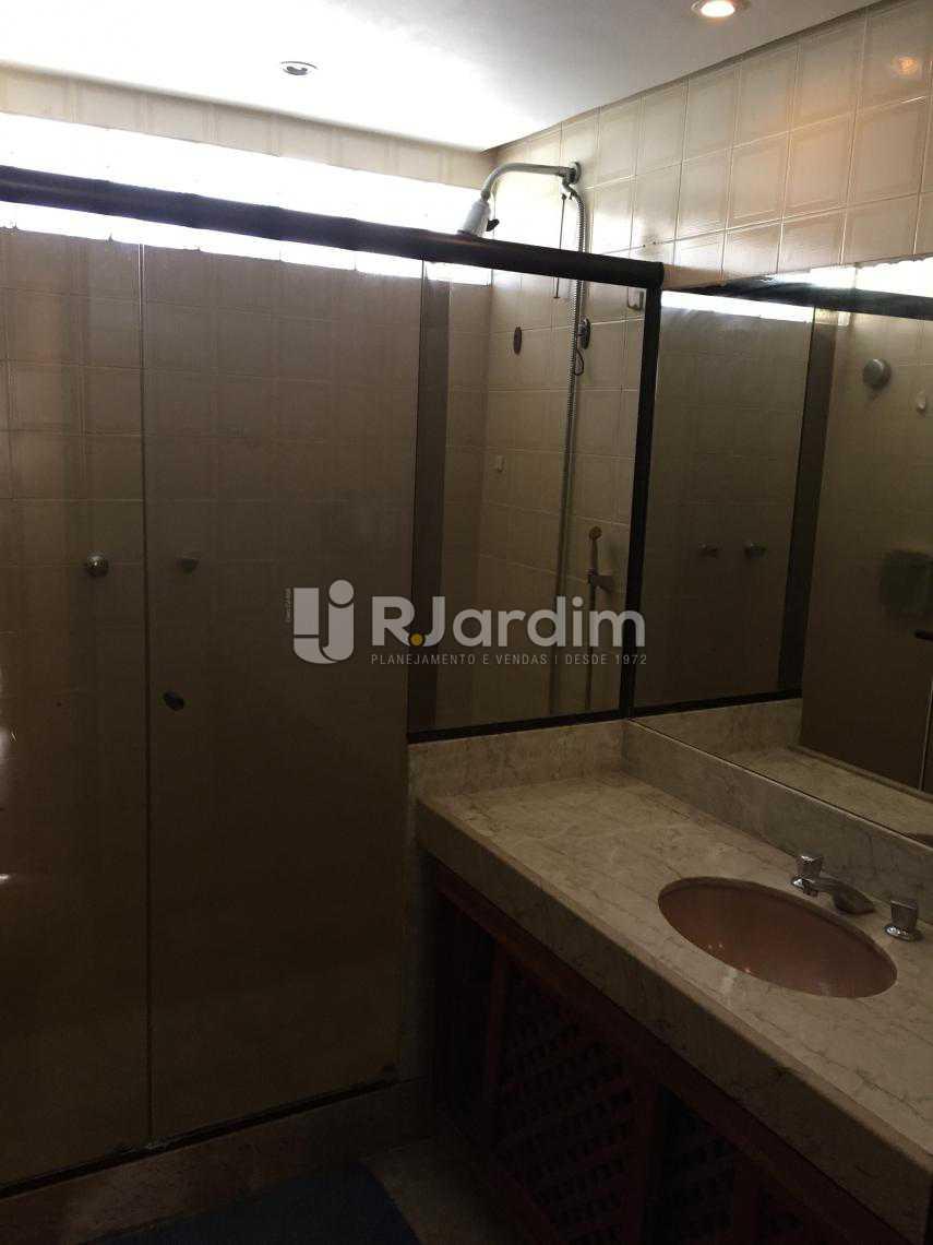Banheiro - Compra Venda Avaliação Imóveis Flat Residencial Ipanema 2 Quartos - LAFL20049 - 9