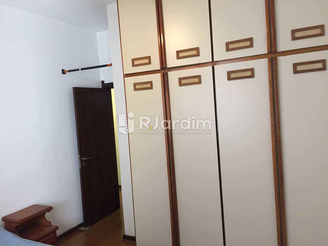 Quarto - Compra Venda Avaliação Imóveis Flat Residencial Ipanema 2 Quartos - LAFL20049 - 11