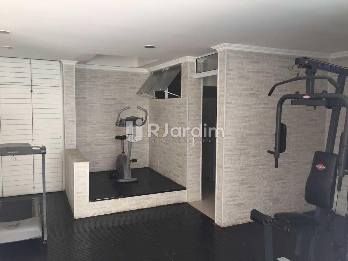 Academia - Compra Venda Avaliação Imóveis Flat Residencial Ipanema 2 Quartos - LAFL20049 - 14