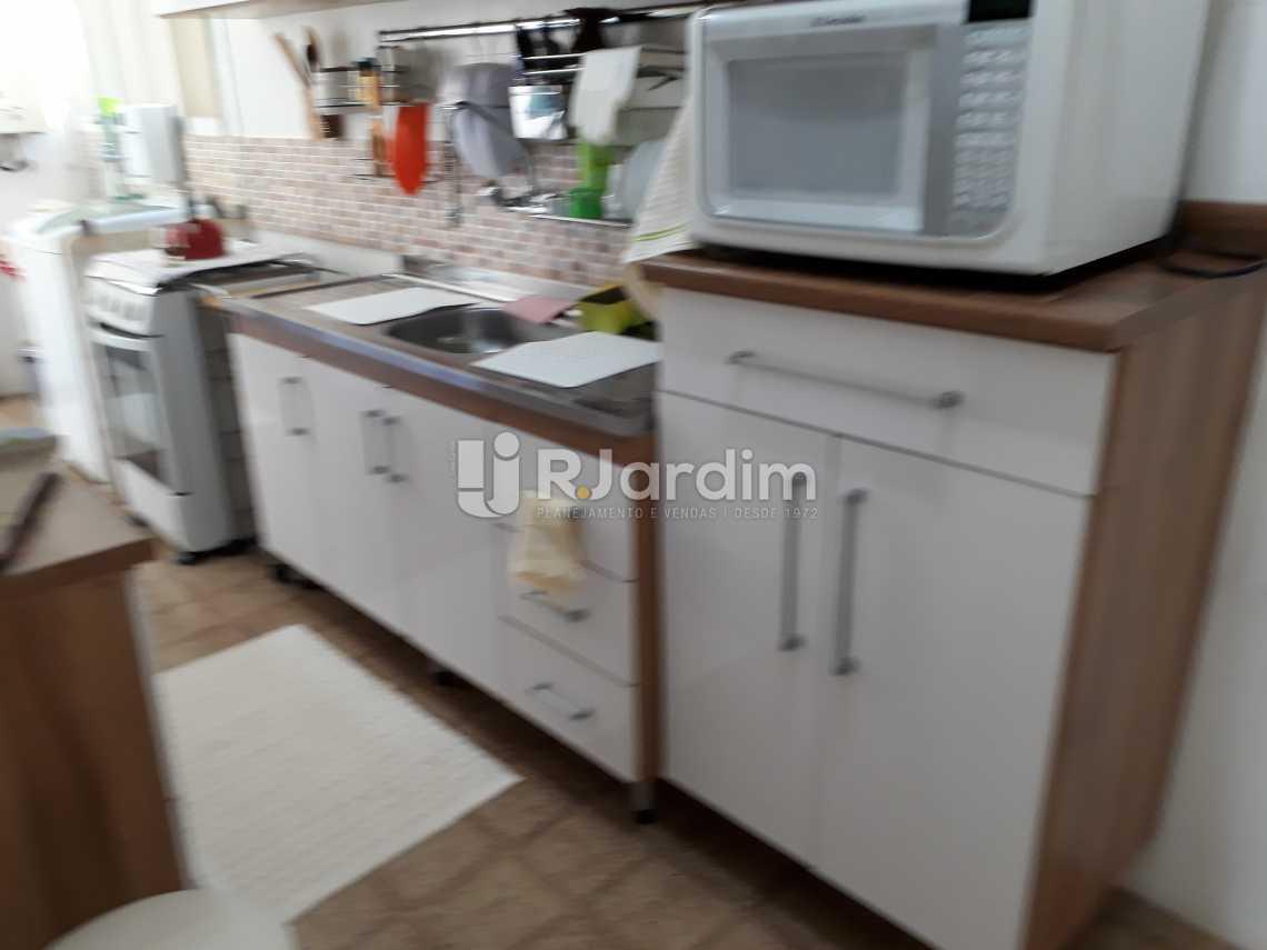 Cozinha  - Cobertura Lagoa 2 Quartos Compra Venda Avaliação Imóveis - LACO20075 - 16