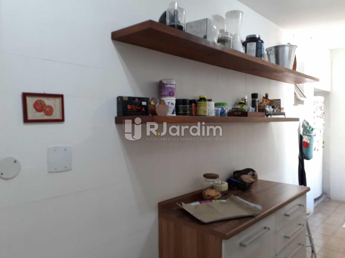 Cozinha /armários  - Cobertura Lagoa 2 Quartos Compra Venda Avaliação Imóveis - LACO20075 - 18