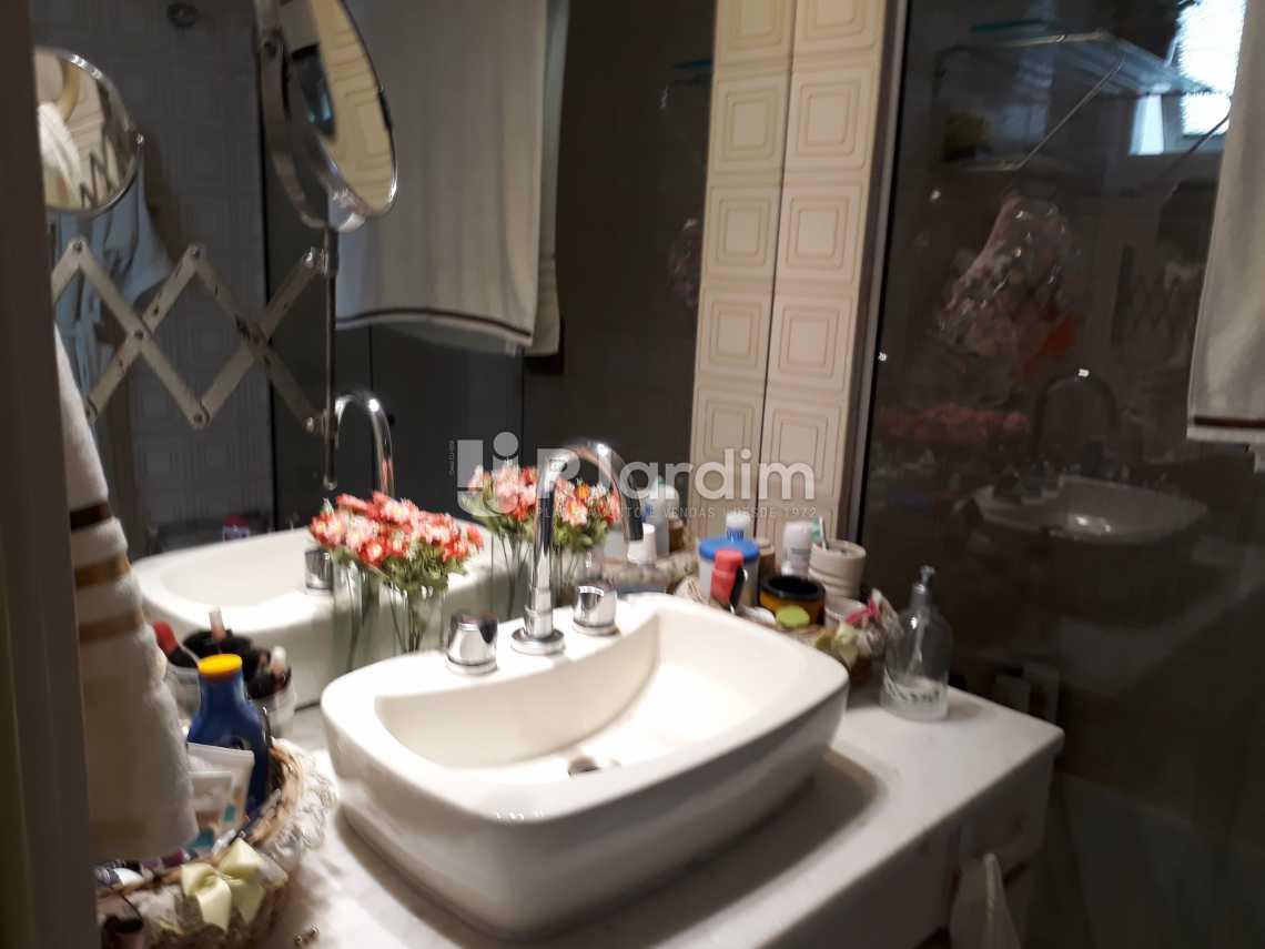 Banheiro Suíte  - Cobertura Lagoa 2 Quartos Compra Venda Avaliação Imóveis - LACO20075 - 11