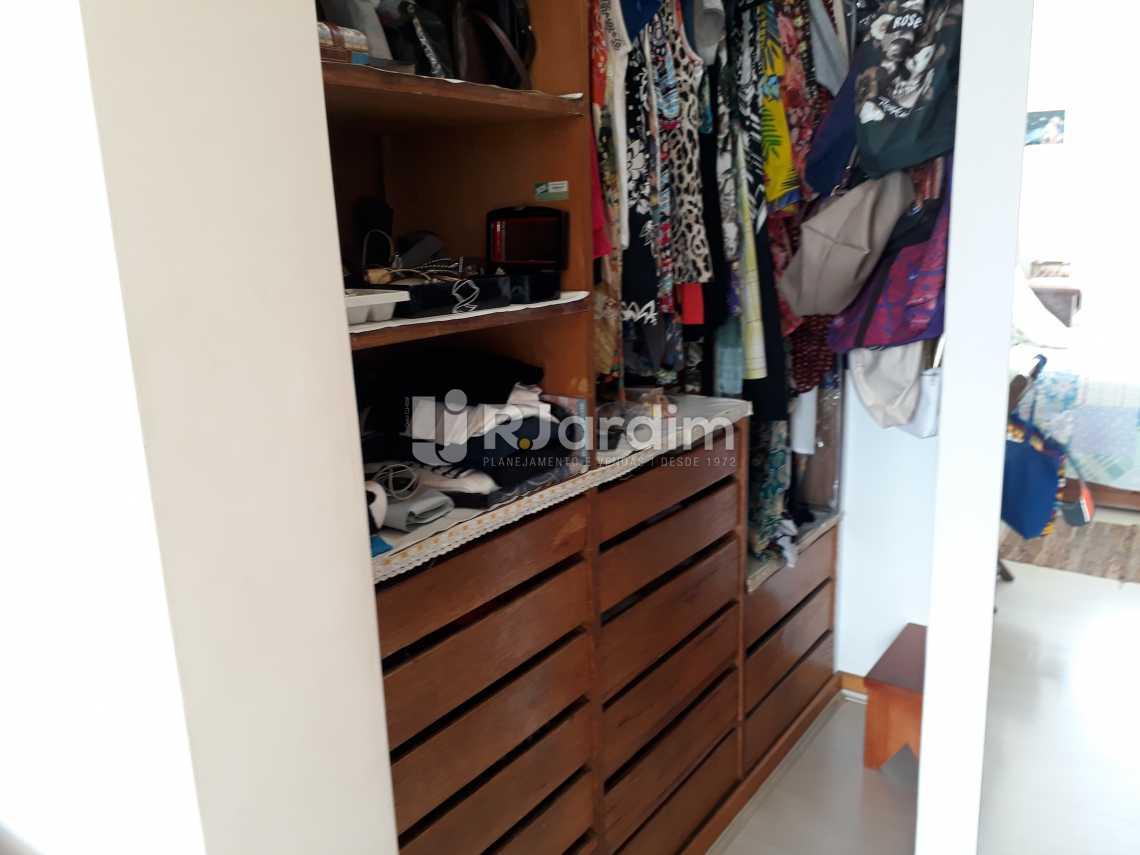 Closet  - Cobertura Lagoa 2 Quartos Compra Venda Avaliação Imóveis - LACO20075 - 12