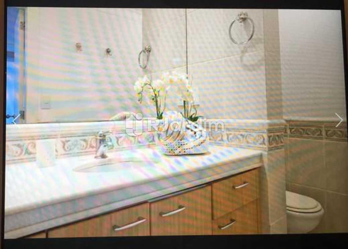 Banheiro 2a suíte - Cobertura 4 quartos para alugar Ipanema, Zona Sul,Rio de Janeiro - R$ 30.000 - LACO40138 - 9