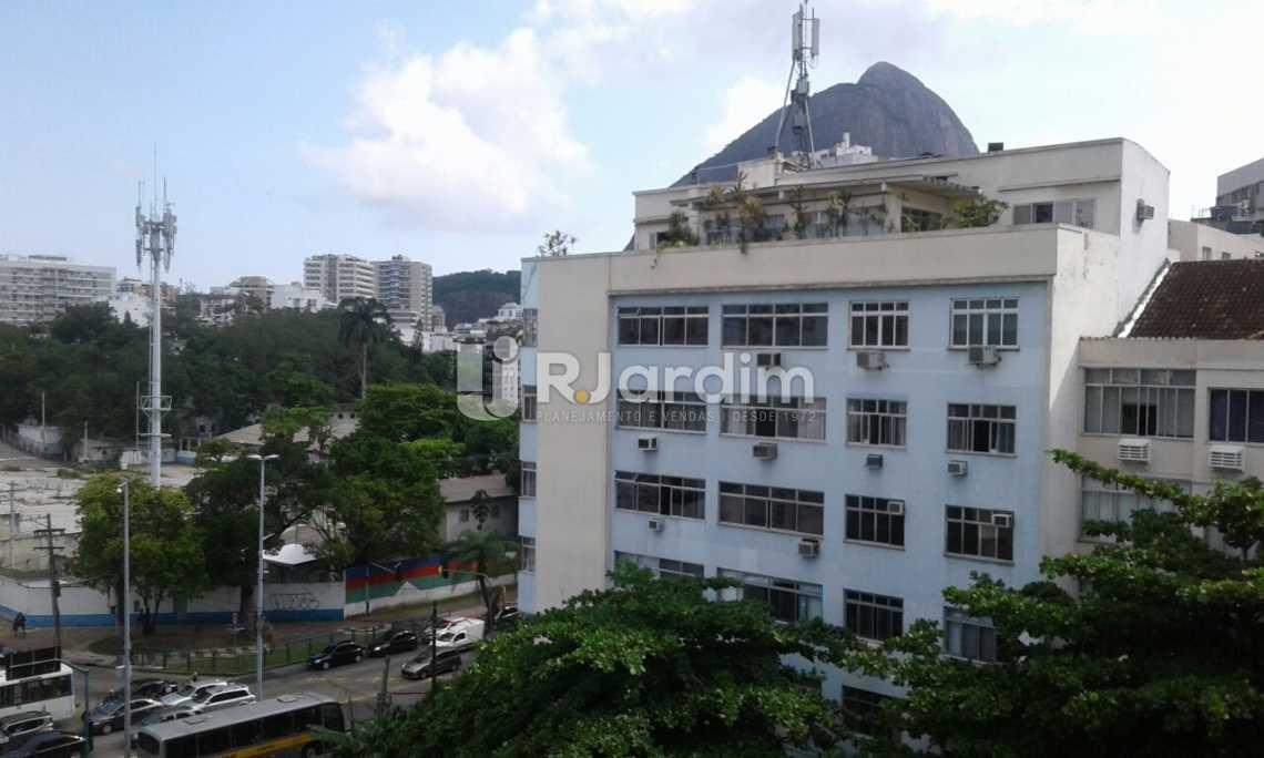 VISITA DO QUARTO - Imóveis Compra Venda Avaliação Apartamento Leblon 3 Quartos - LAAP31532 - 1