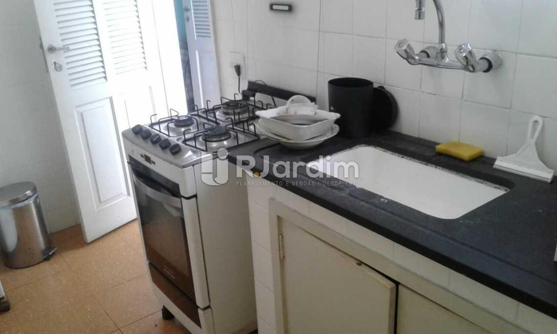 COZINHA - Imóveis Compra Venda Avaliação Apartamento Leblon 3 Quartos - LAAP31532 - 20