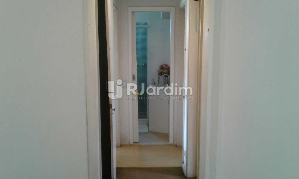 CIRCULAÇÃO - Imóveis Compra Venda Avaliação Apartamento Leblon 3 Quartos - LAAP31532 - 18