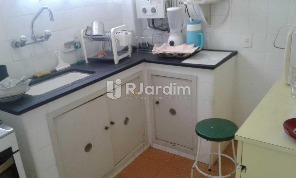 COZINHA - Imóveis Compra Venda Avaliação Apartamento Leblon 3 Quartos - LAAP31532 - 22