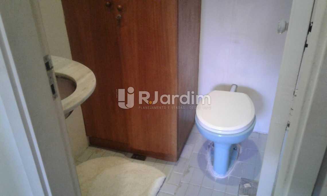 LAVABO - Imóveis Compra Venda Avaliação Apartamento Leblon 3 Quartos - LAAP31532 - 23