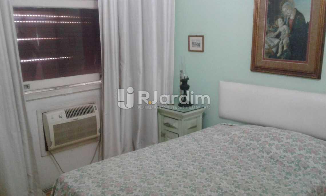 QUARTO 1 - Imóveis Compra Venda Avaliação Apartamento Leblon 3 Quartos - LAAP31532 - 7