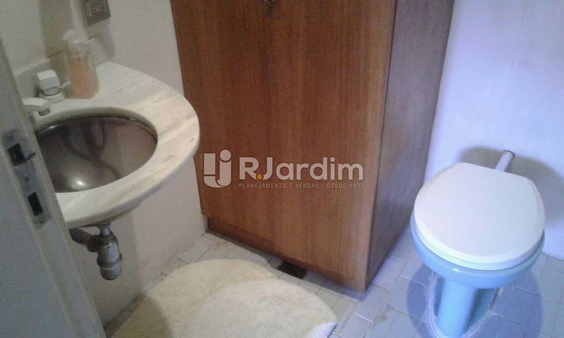LAVABO - Imóveis Compra Venda Avaliação Apartamento Leblon 3 Quartos - LAAP31532 - 24