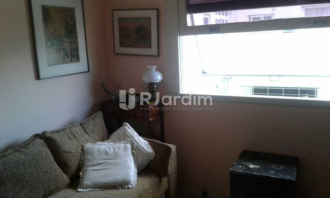 QUARTO 3 - Imóveis Compra Venda Avaliação Apartamento Leblon 3 Quartos - LAAP31532 - 15