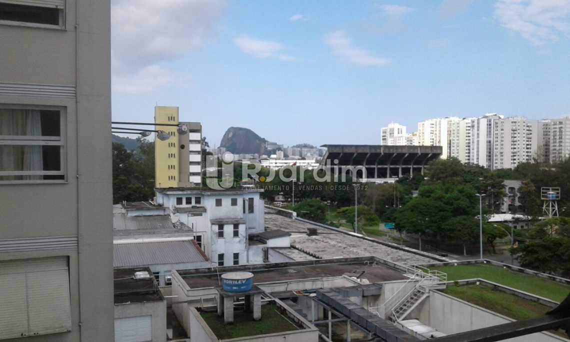 VISTA DO QUARTO 3 - Imóveis Compra Venda Avaliação Apartamento Leblon 3 Quartos - LAAP31532 - 29