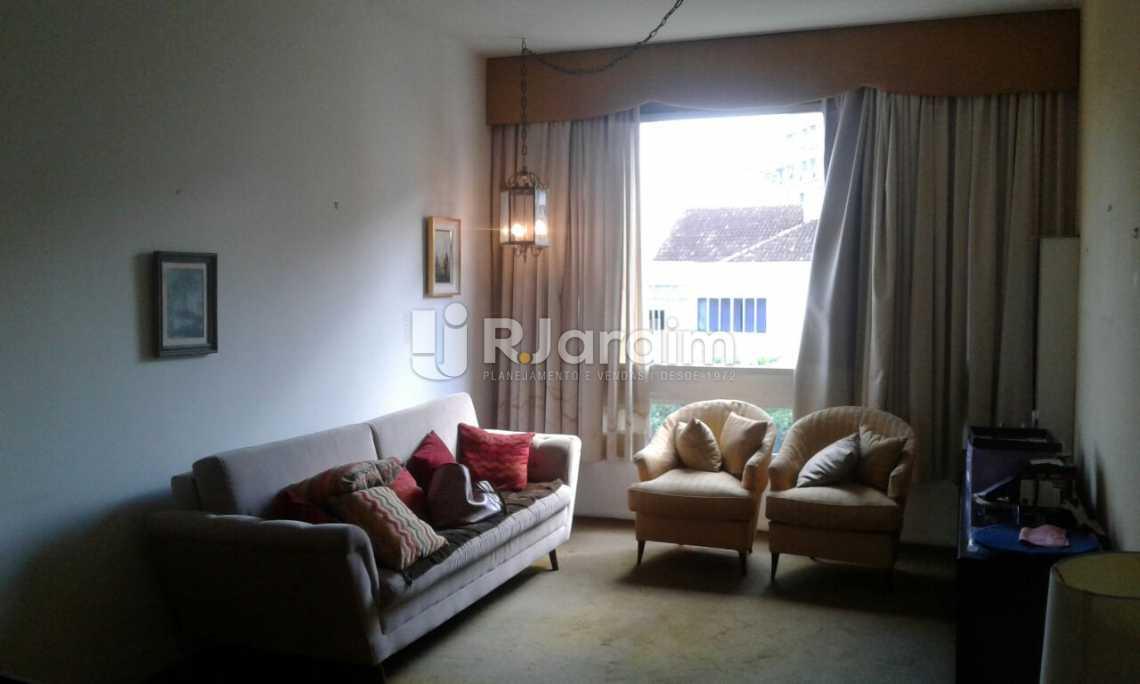 SALA - Imóveis Compra Venda Avaliação Apartamento Leblon 3 Quartos - LAAP31532 - 3