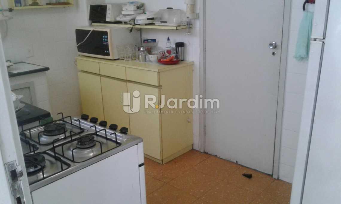 COZINHA - Imóveis Compra Venda Avaliação Apartamento Leblon 3 Quartos - LAAP31532 - 21