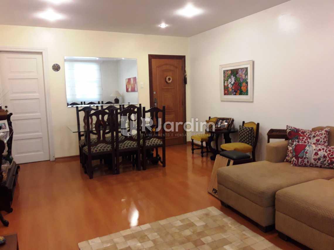 Salão - Apartamento 3 quartos à venda Ipanema, Zona Sul,Rio de Janeiro - R$ 1.970.000 - LAAP31534 - 1