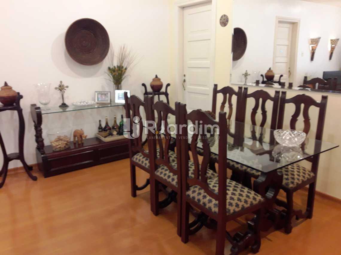 Ambiente Jantar - Apartamento 3 quartos à venda Ipanema, Zona Sul,Rio de Janeiro - R$ 1.970.000 - LAAP31534 - 6
