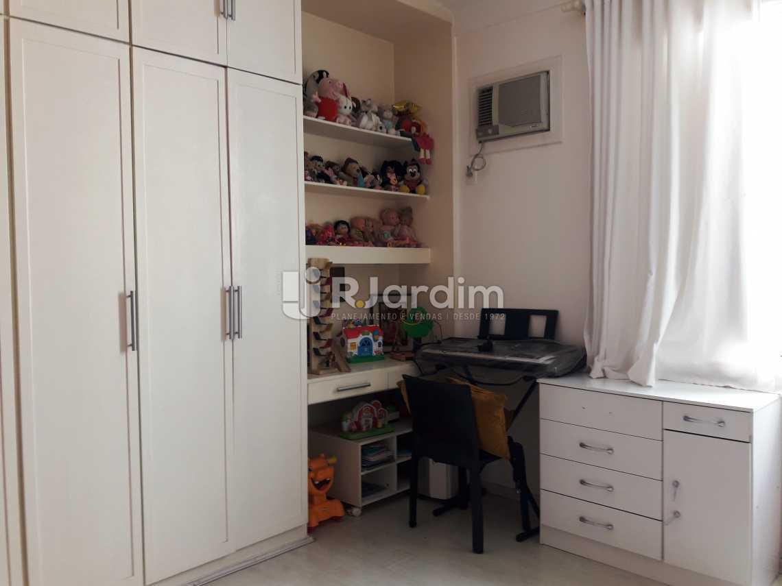 Quarto 2 - Apartamento 3 quartos à venda Ipanema, Zona Sul,Rio de Janeiro - R$ 1.970.000 - LAAP31534 - 11