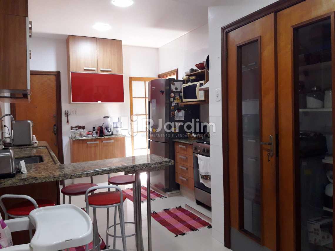 Copa cozinha - Apartamento 3 quartos à venda Ipanema, Zona Sul,Rio de Janeiro - R$ 1.970.000 - LAAP31534 - 19