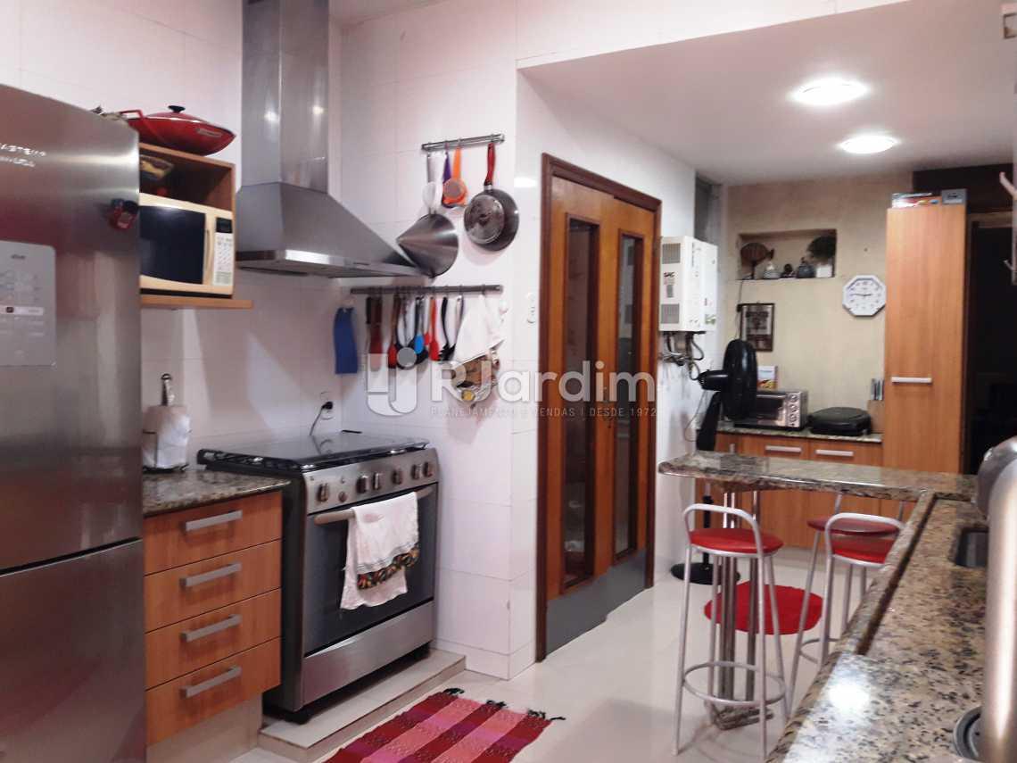 Cozinha - Apartamento 3 quartos à venda Ipanema, Zona Sul,Rio de Janeiro - R$ 1.970.000 - LAAP31534 - 20