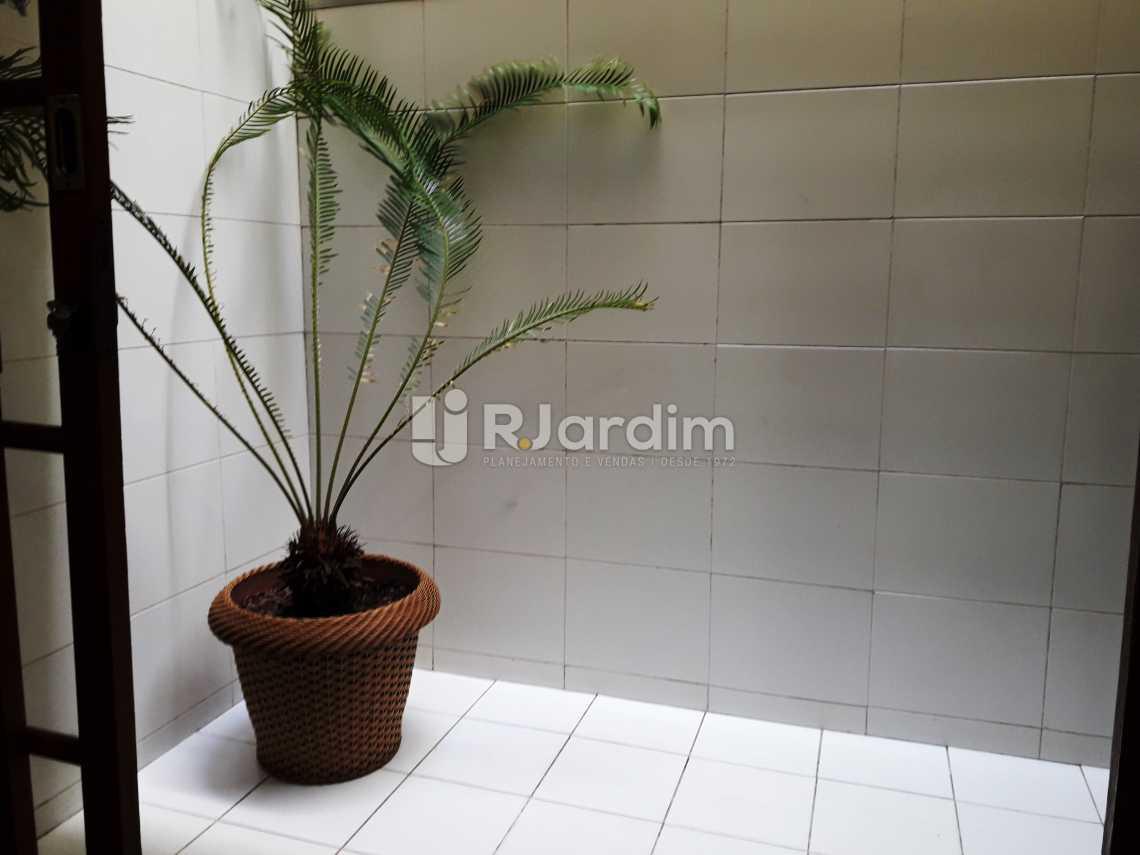 Area externa - Apartamento 3 quartos à venda Ipanema, Zona Sul,Rio de Janeiro - R$ 1.970.000 - LAAP31534 - 25