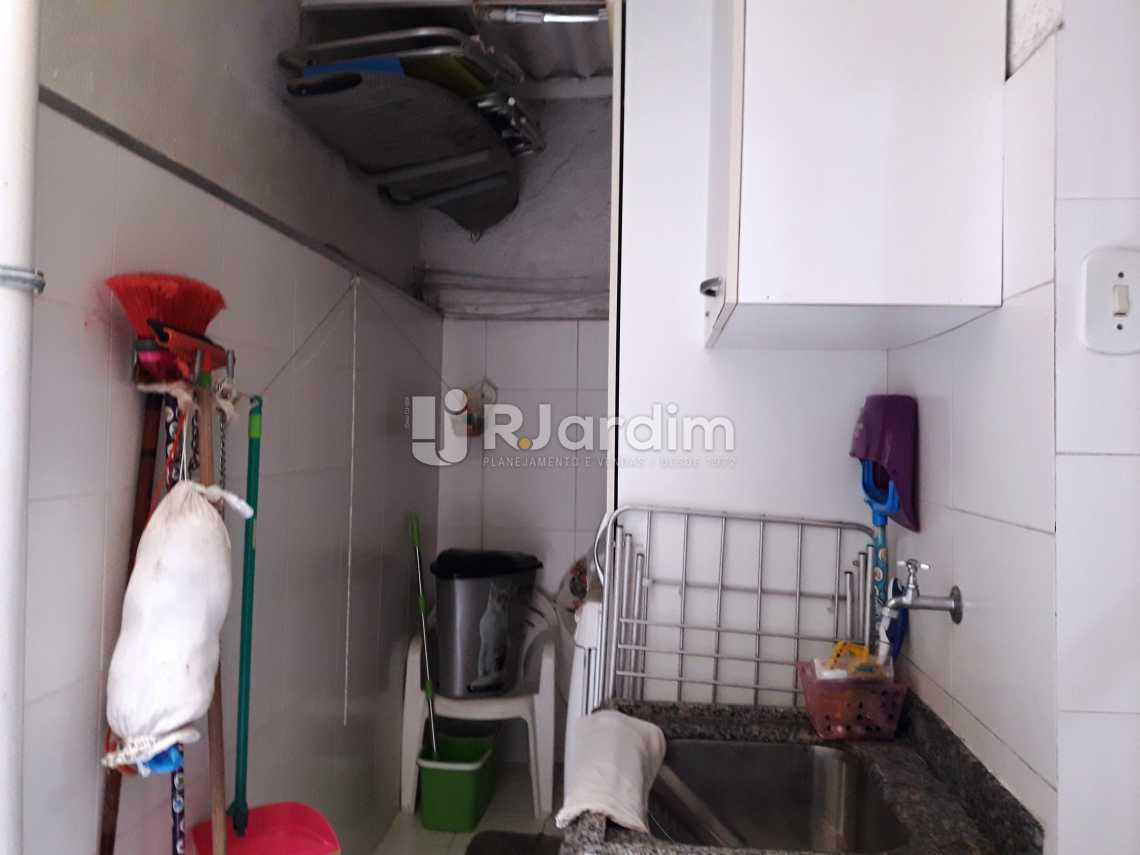 Lavanderia - Apartamento 3 quartos à venda Ipanema, Zona Sul,Rio de Janeiro - R$ 1.970.000 - LAAP31534 - 27
