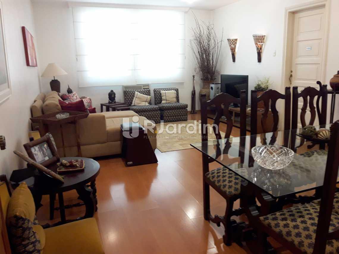 Salão 2 ambientes - Apartamento 3 quartos à venda Ipanema, Zona Sul,Rio de Janeiro - R$ 1.970.000 - LAAP31534 - 3