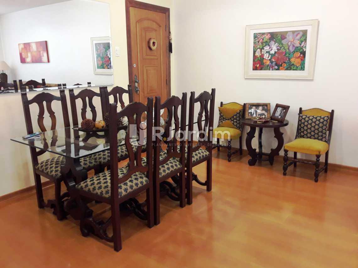 S . Jantar - Apartamento 3 quartos à venda Ipanema, Zona Sul,Rio de Janeiro - R$ 1.970.000 - LAAP31534 - 5