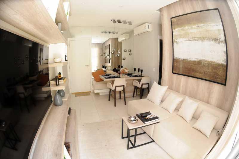 upbarra 20 - Apartamento Anil, Zona Oeste - Barra e Adjacentes,Rio de Janeiro, RJ À Venda, 2 Quartos, 54m² - LAAP21083 - 21