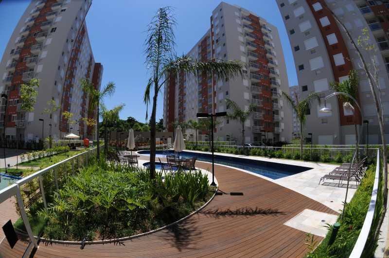 upbarra 11 - Apartamento 3 quartos à venda Anil, Zona Oeste - Barra e Adjacentes,Rio de Janeiro - R$ 356.900 - LAAP31549 - 2