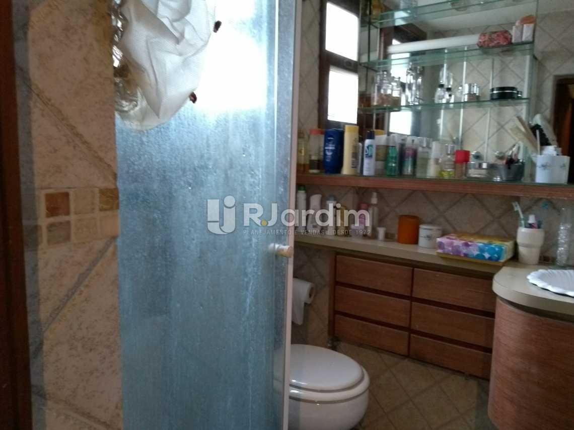 banheiro/suíte - Cobertura À VENDA, Ipanema, Rio de Janeiro, RJ - LACO40139 - 16