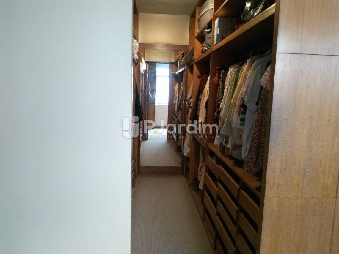 closet - Cobertura À VENDA, Ipanema, Rio de Janeiro, RJ - LACO40139 - 17