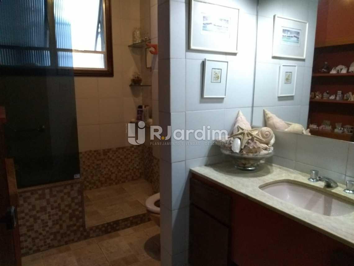 banheiro social  - Cobertura À VENDA, Ipanema, Rio de Janeiro, RJ - LACO40139 - 20