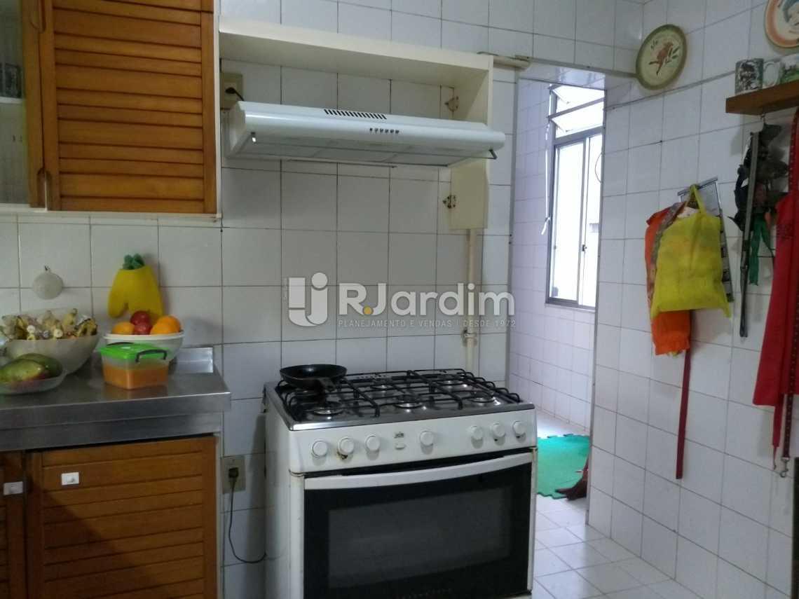 cozinha  - Cobertura À VENDA, Ipanema, Rio de Janeiro, RJ - LACO40139 - 21