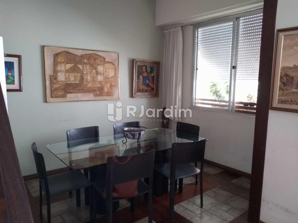 sala de jantar - Cobertura À VENDA, Ipanema, Rio de Janeiro, RJ - LACO40139 - 13