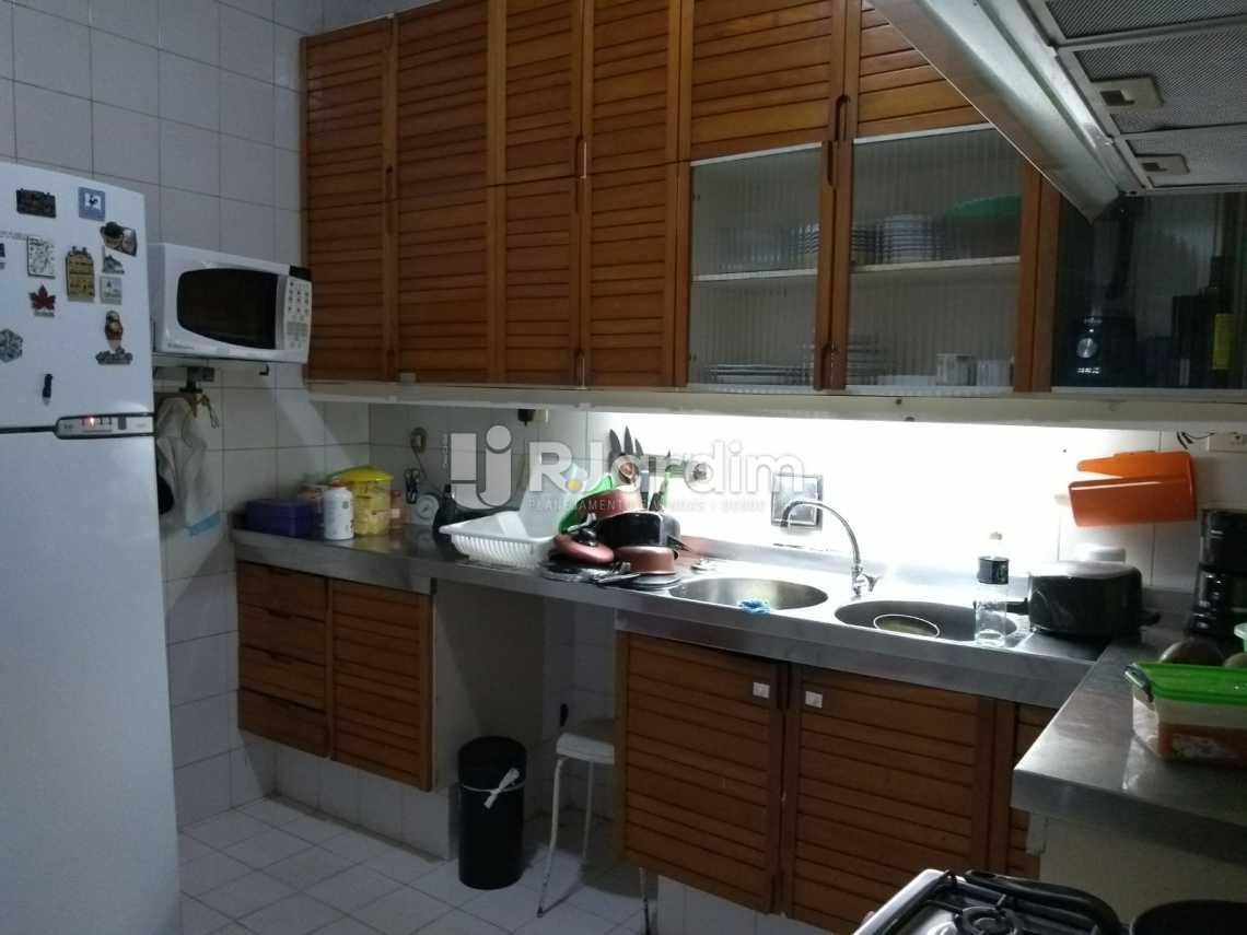 cozinha  - Cobertura À VENDA, Ipanema, Rio de Janeiro, RJ - LACO40139 - 22