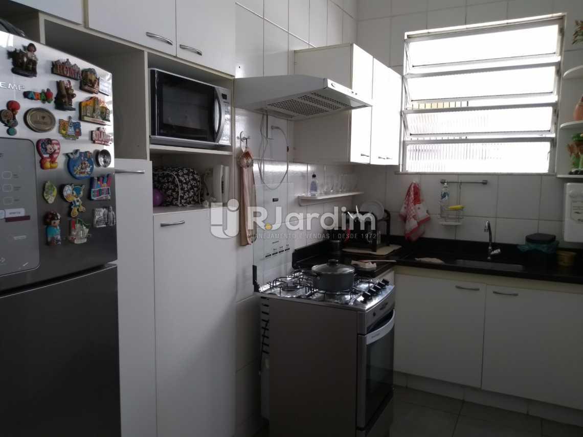 cozinha - Imóveis Compra Venda Avaliação Apartamento Humaitá 3 Quartos - LAAP31556 - 18