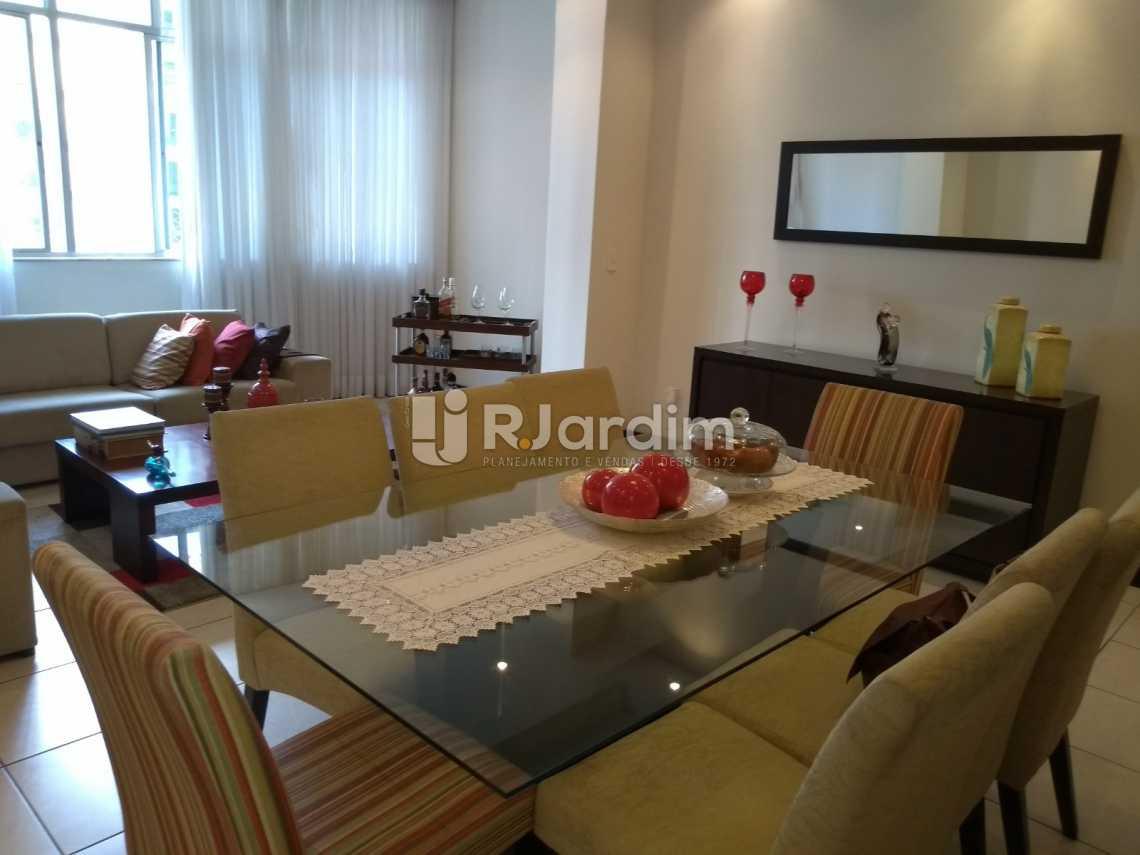 sala - Imóveis Compra Venda Avaliação Apartamento Humaitá 3 Quartos - LAAP31556 - 5