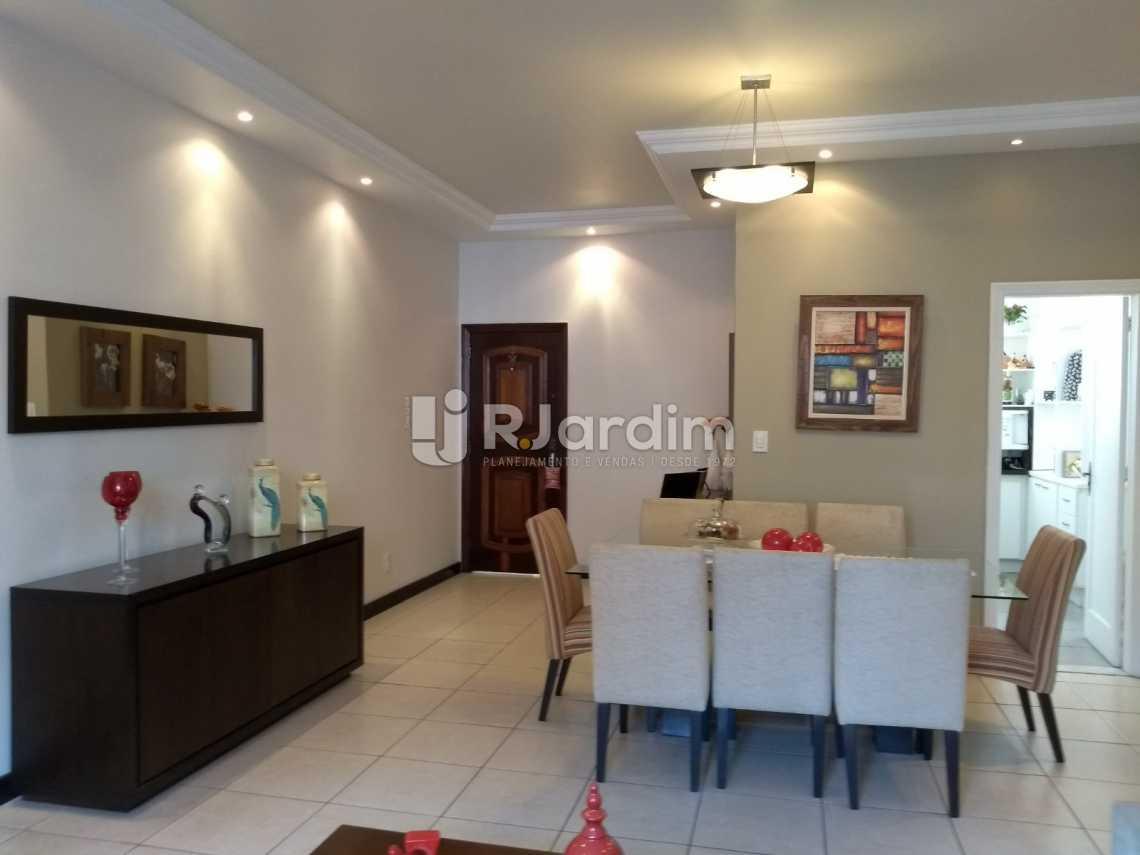 sala - Imóveis Compra Venda Avaliação Apartamento Humaitá 3 Quartos - LAAP31556 - 9