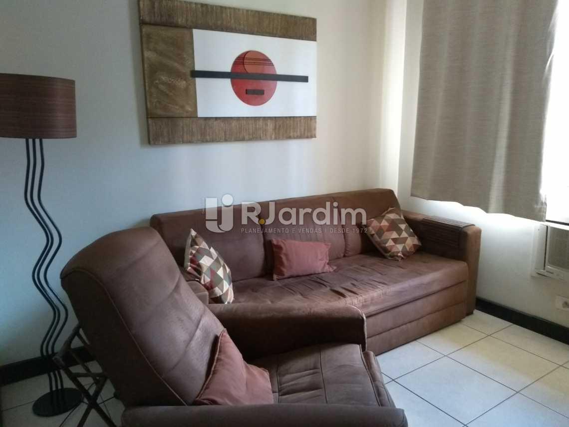 sala - Imóveis Compra Venda Avaliação Apartamento Humaitá 3 Quartos - LAAP31556 - 10