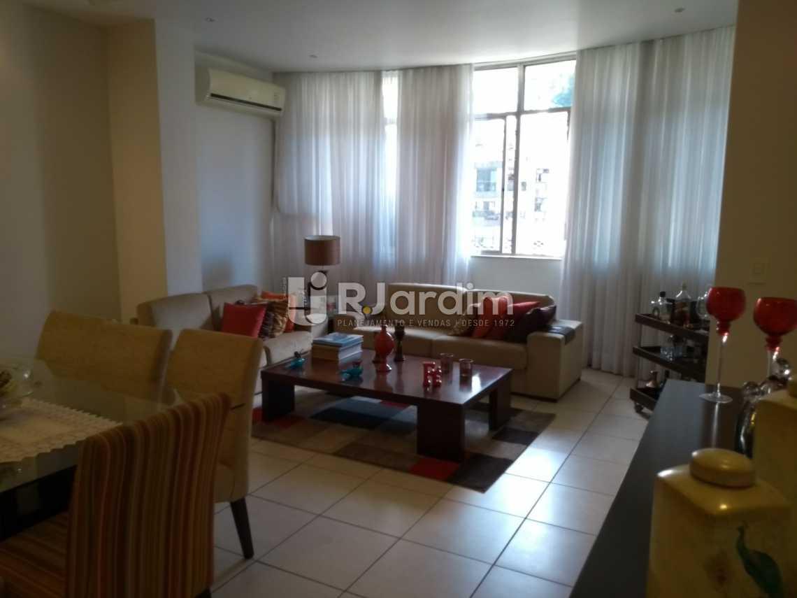 sala - Imóveis Compra Venda Avaliação Apartamento Humaitá 3 Quartos - LAAP31556 - 7