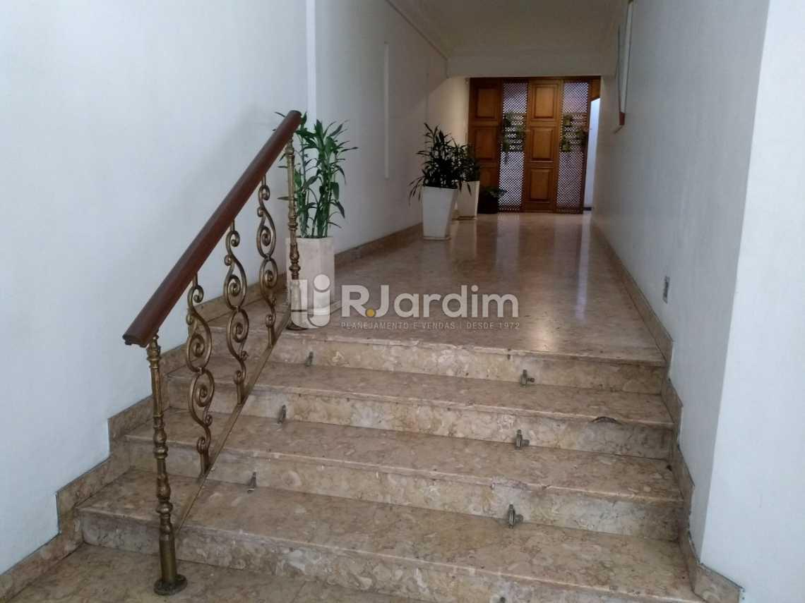 Portaria - Imóveis Compra Venda Avaliação Apartamento Humaitá 3 Quartos - LAAP31556 - 4