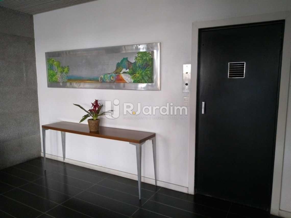 Portaria  - Apartamento Residencial Copacabana - LAAP40620 - 4
