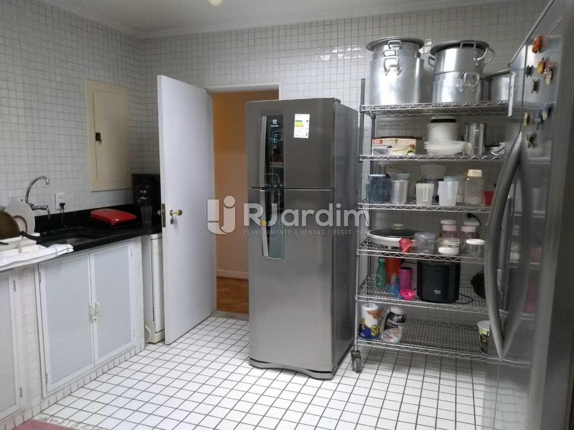 cozinha  - Apartamento Residencial Copacabana - LAAP40620 - 27